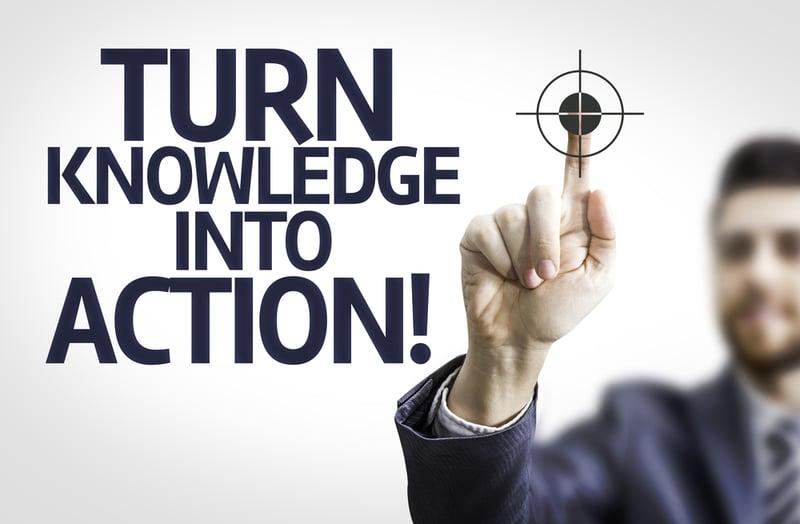 Konfuzius neu interpretiert: Nur wer aktiv wird und übt, kann nachhaltig lernen.