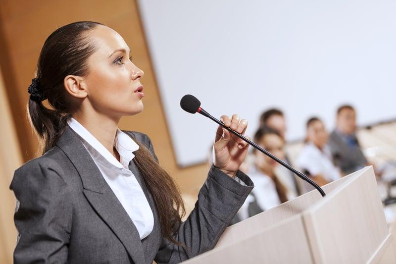 Die 5-Satz-Methode bei Präsentationen einsetzen