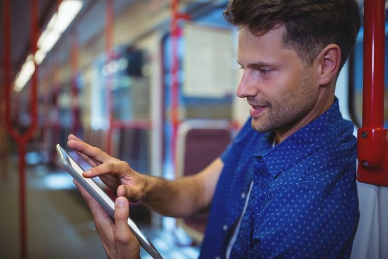 Lernort unterwegs mit E-Learning