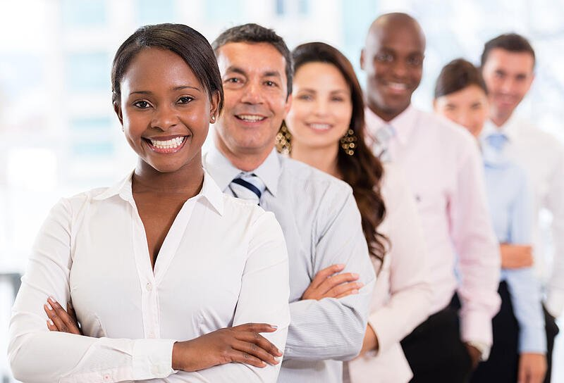 Mit Online-Kursen erreichst du zufriedene Teilnehmer aus den unterschiedlichsten Ländern.