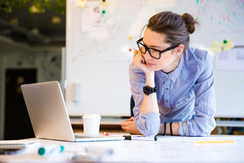 Lernort Büro im E-Learning