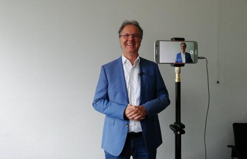 blink.it Rocketday: Dr. Jörg Wittenberg