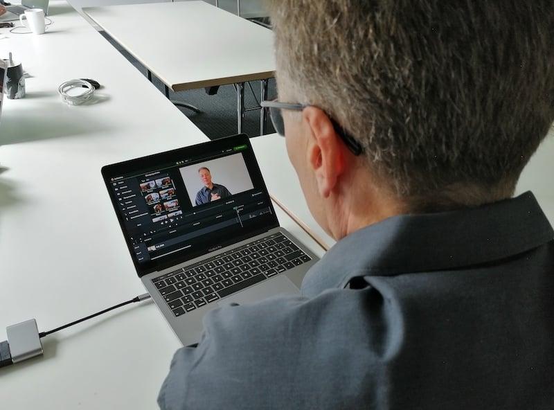 blink.it Rocketday: Videobearbeitung mit Camtasia