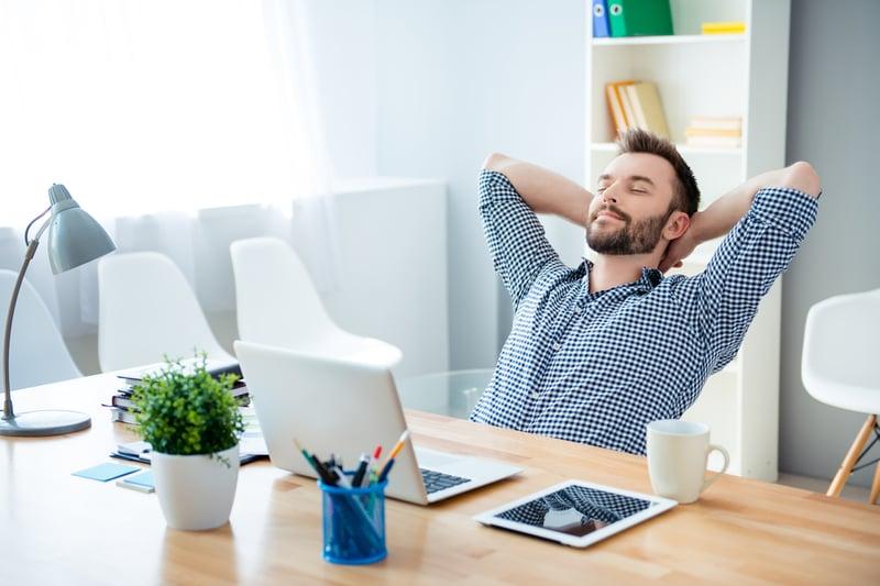 Feste Pausen sind auch in Online-Trainings wichtig, um aufnahmefähig zu bleiben.