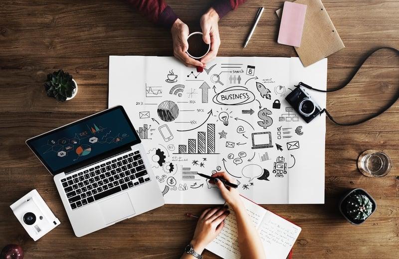Sketchnotes in Business-Meetings einsetzen