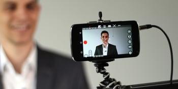 Videos mit dem Smartphone drehen
