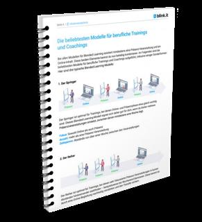 Übersicht zum Download: Die beliebtesten Modelle im Blended Learning
