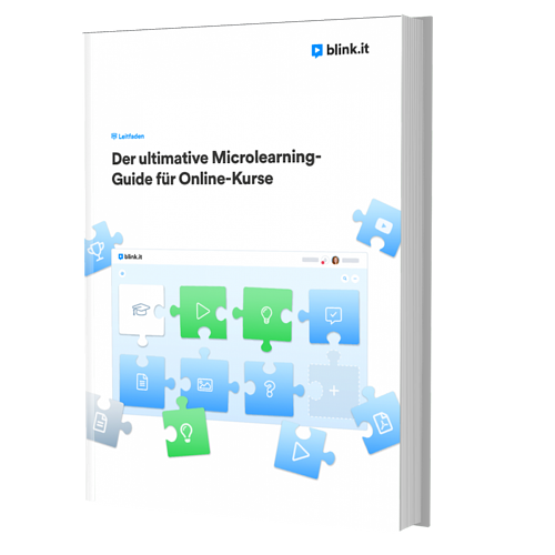 Der ultimativer Microlearning-Guide von blink.it