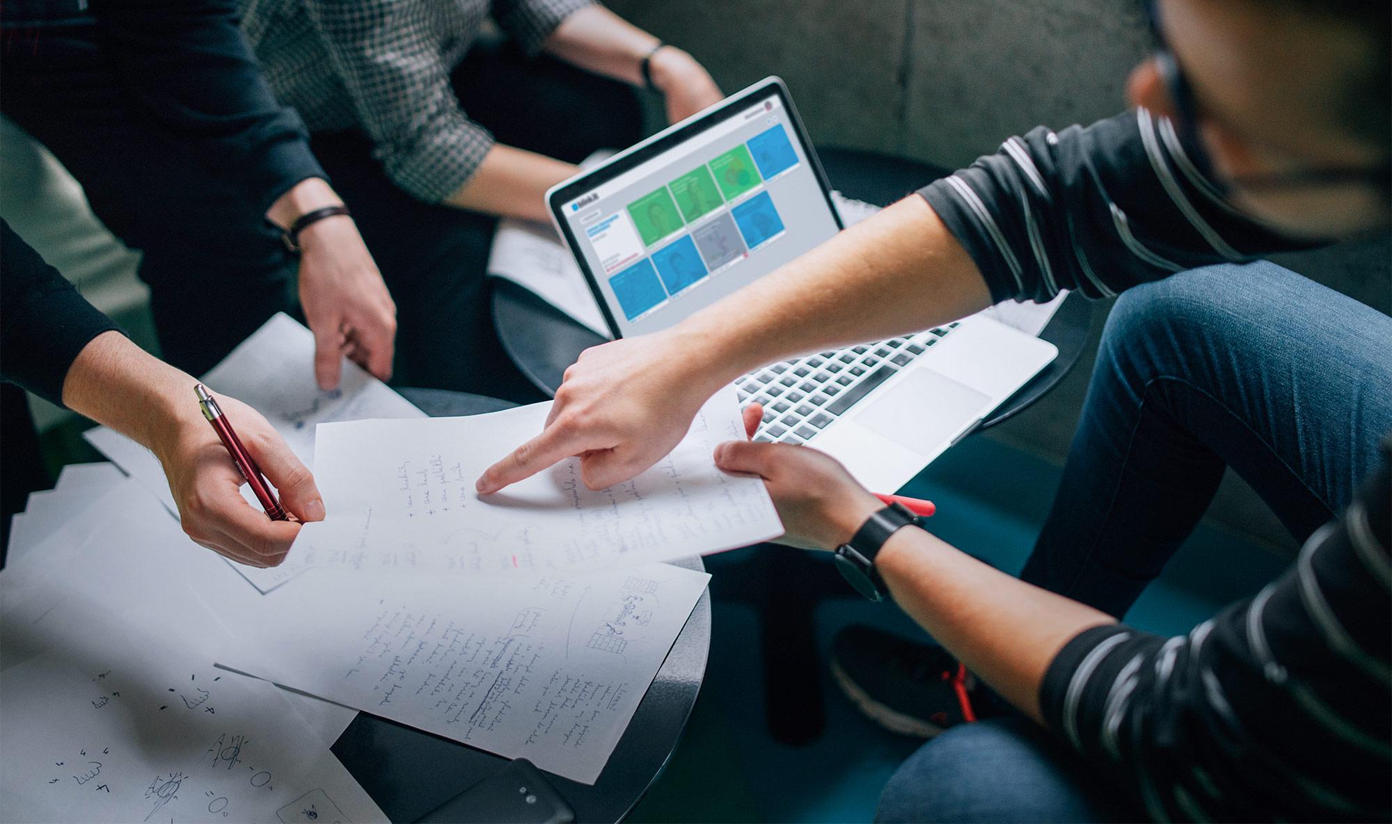 Wir suchen Softwareentwickler (m/w) zur Unterstützung unseres Teams.