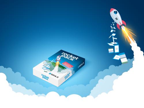 Das rocket pack: Ein Kartenspiel für Blended Learning