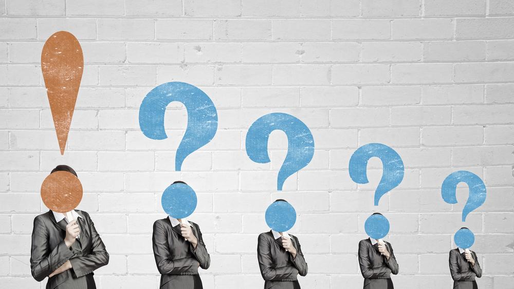 So kann eine offene Frage in einem Online-Fragebogen aussehen.