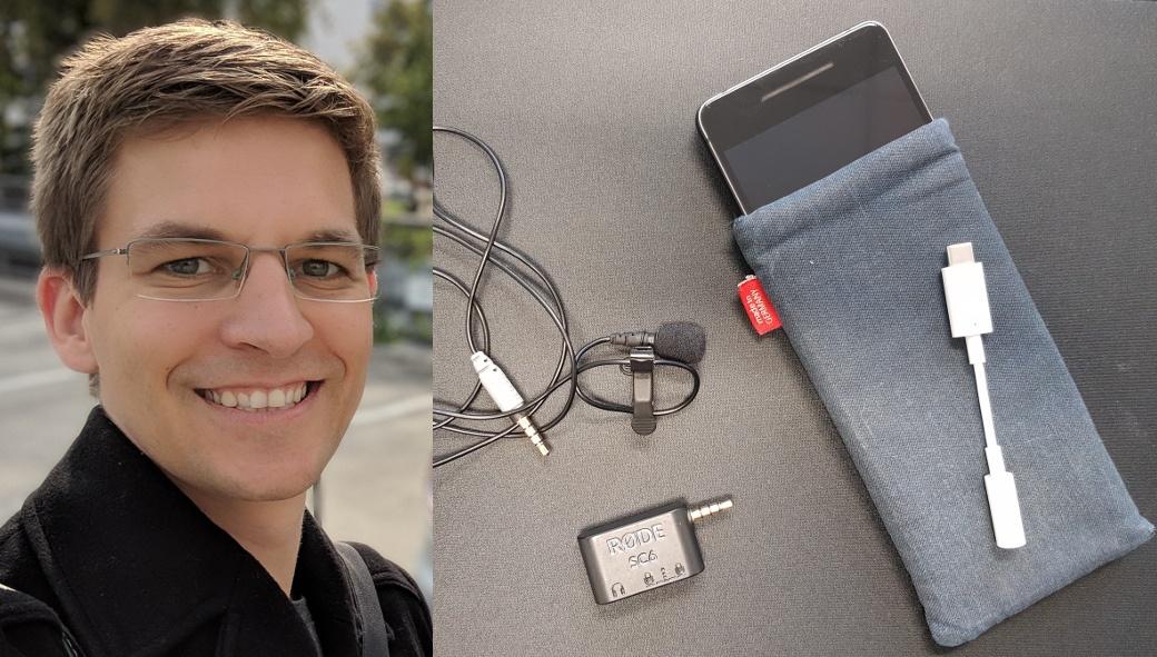 Video-Ausrüstung fürs Smartphone: Mikrofon, Adapter und Stecker