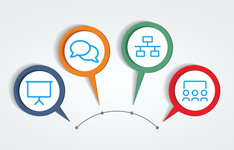 blink.it: Von passiv bis interaktiv: Welche Webinartypen gibt es?